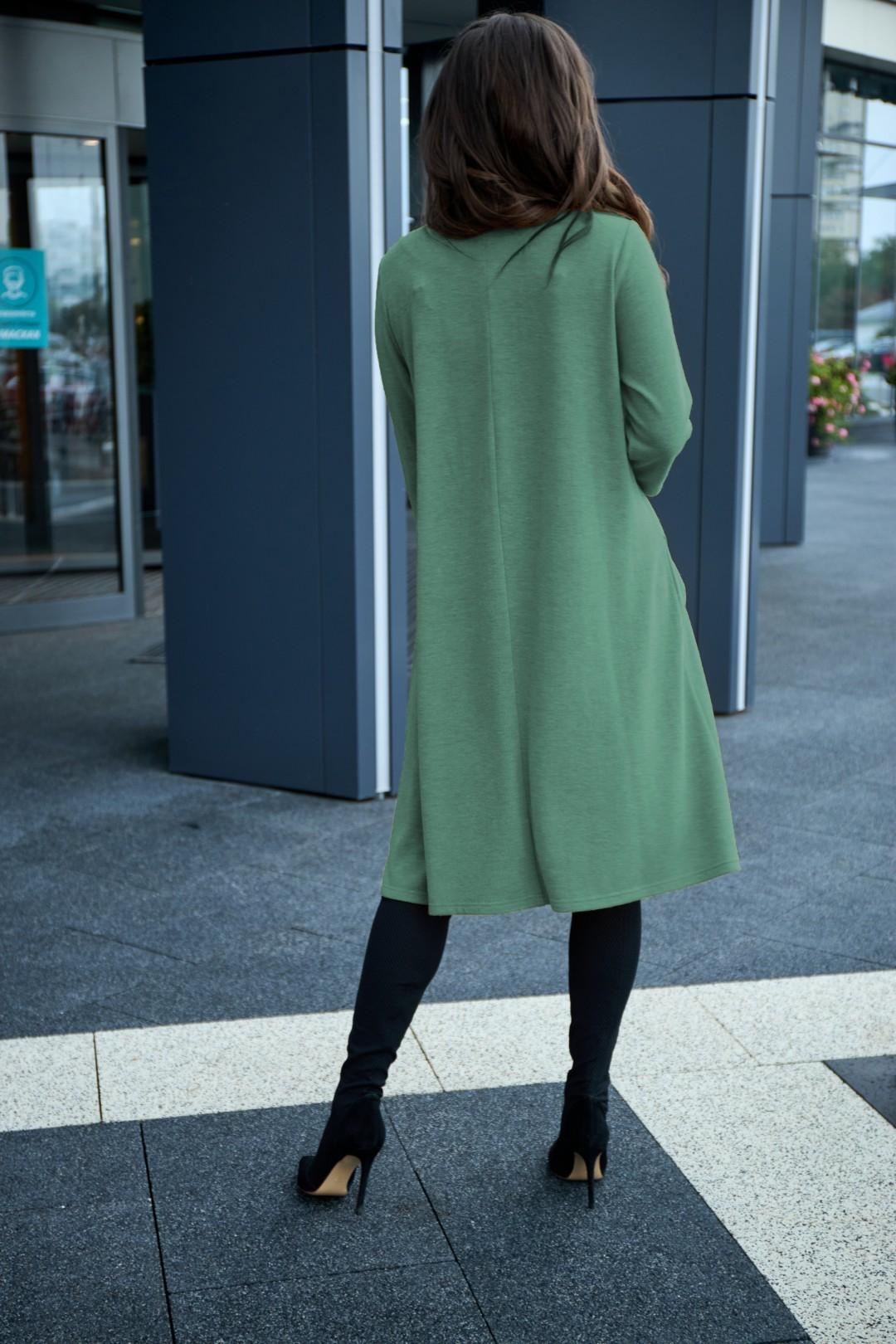 Платье Anastasia 495 мятно-зеленый
