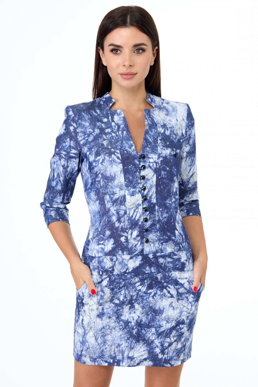 Платье Anelli 124 джинс