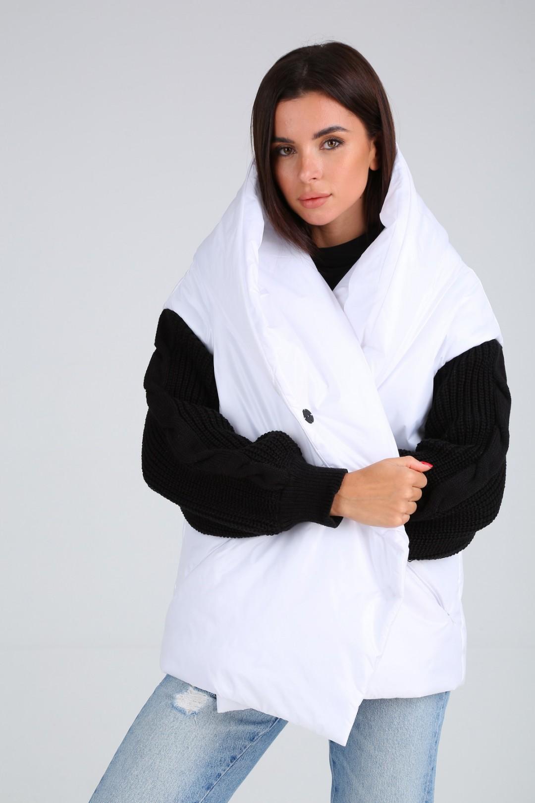 Куртка Diomant 1543 белая