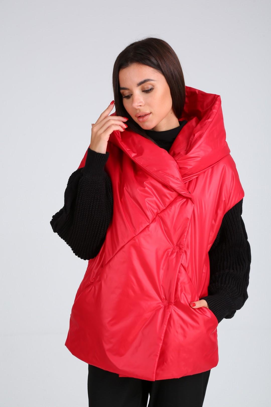 Куртка Diomant 1543 красная