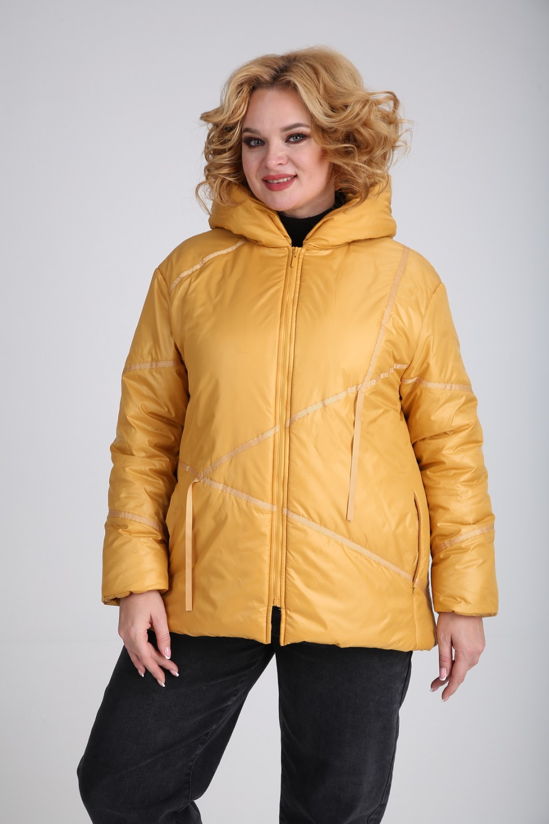 Куртка Diomant 1731 горчица
