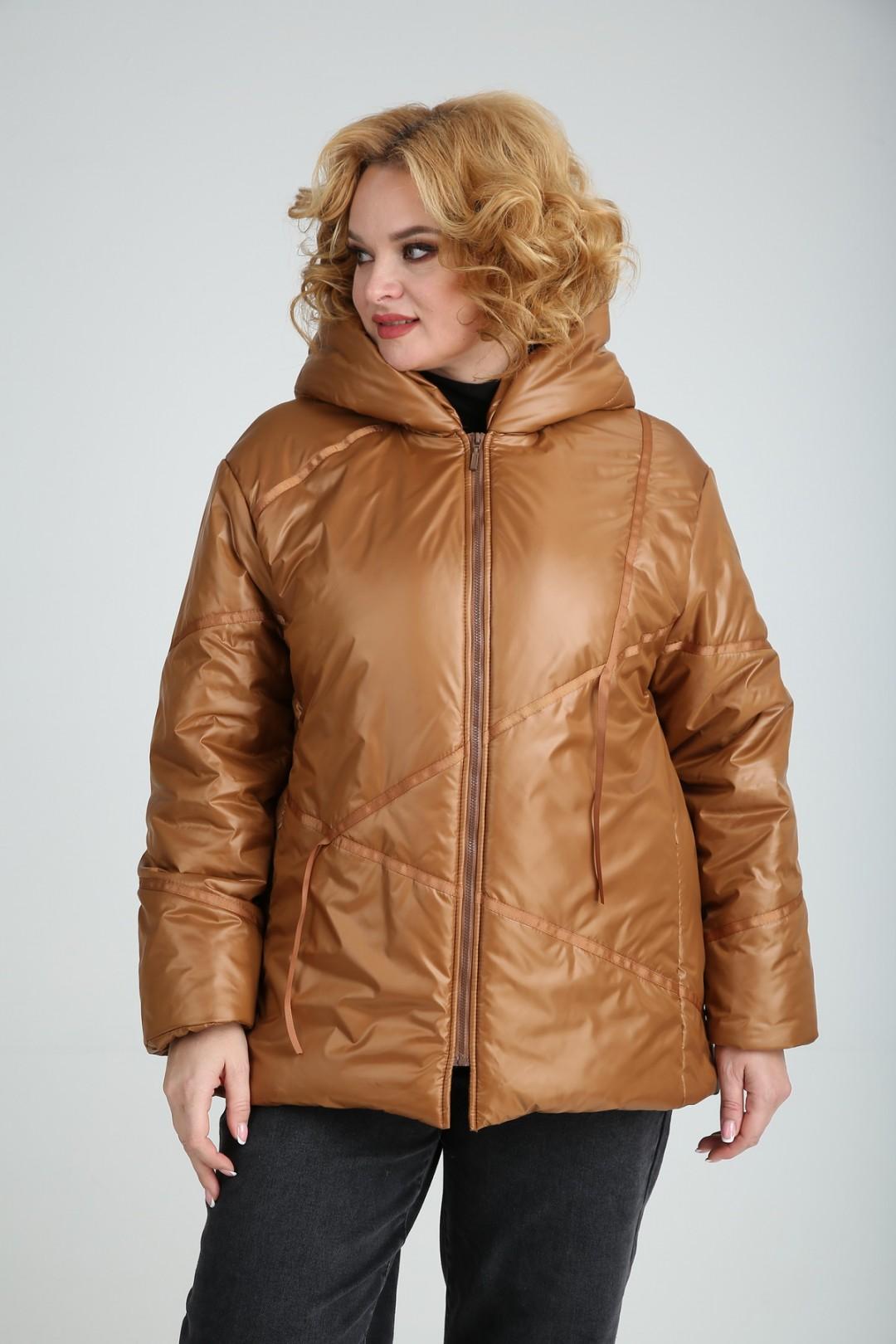 Куртка Diomant 1731 карамель