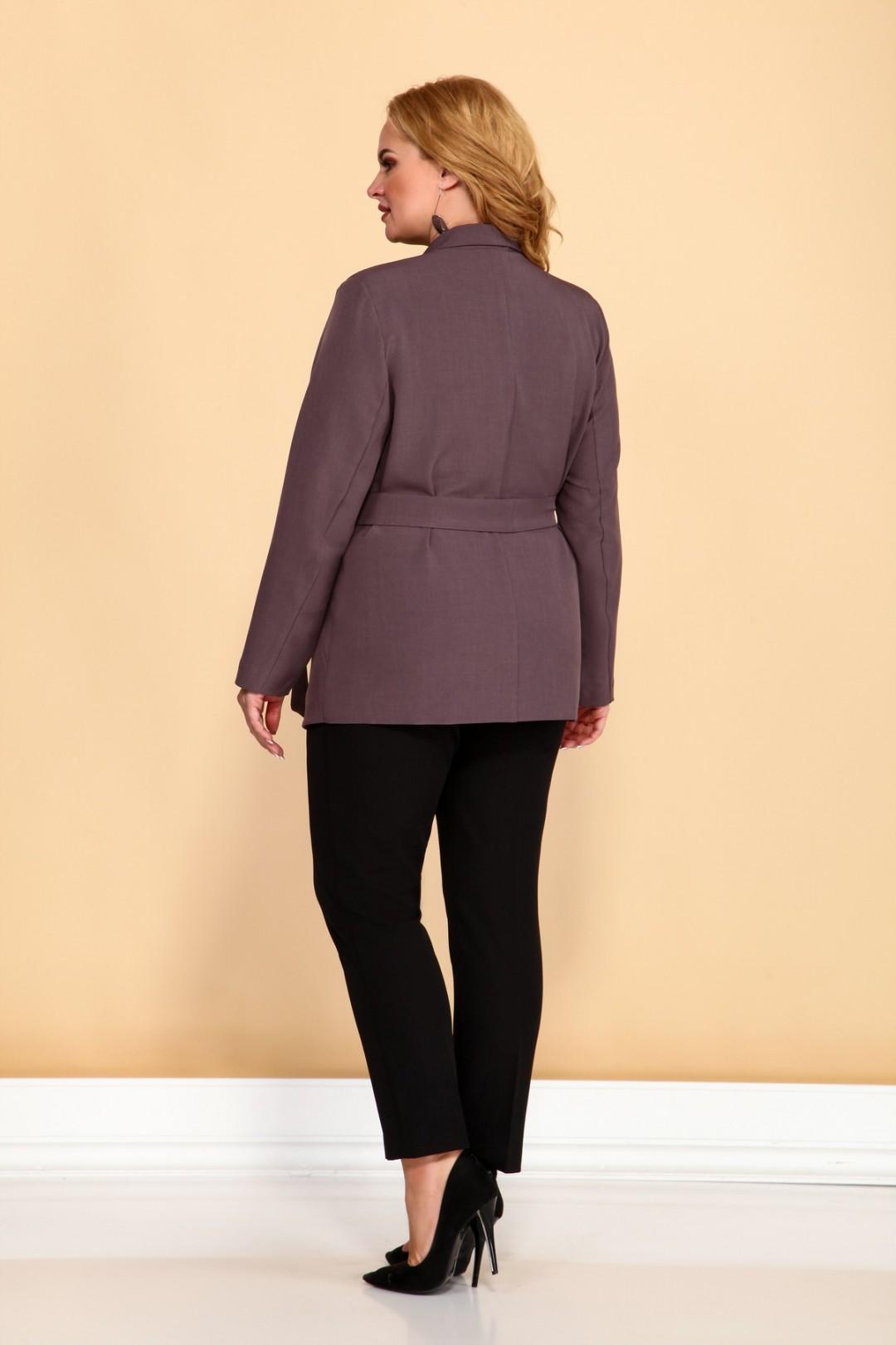 Жакет Emilia 368/3 фиолет