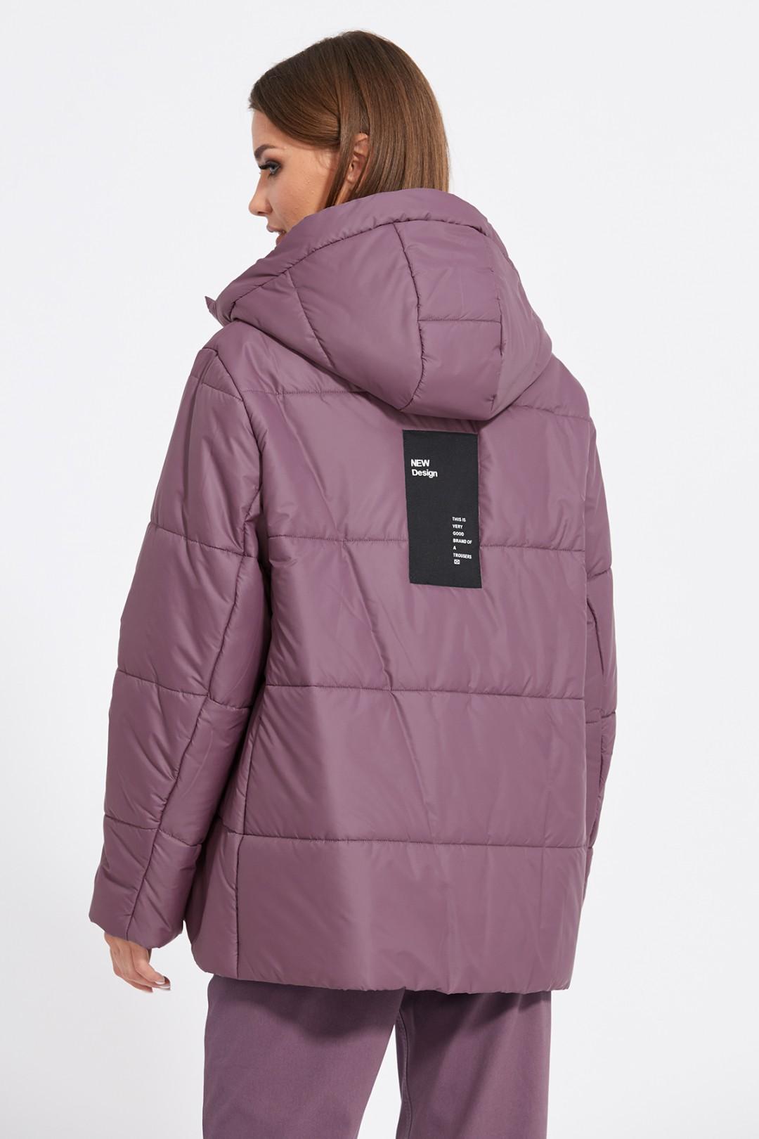 Куртка Эола Стиль 2074 слива