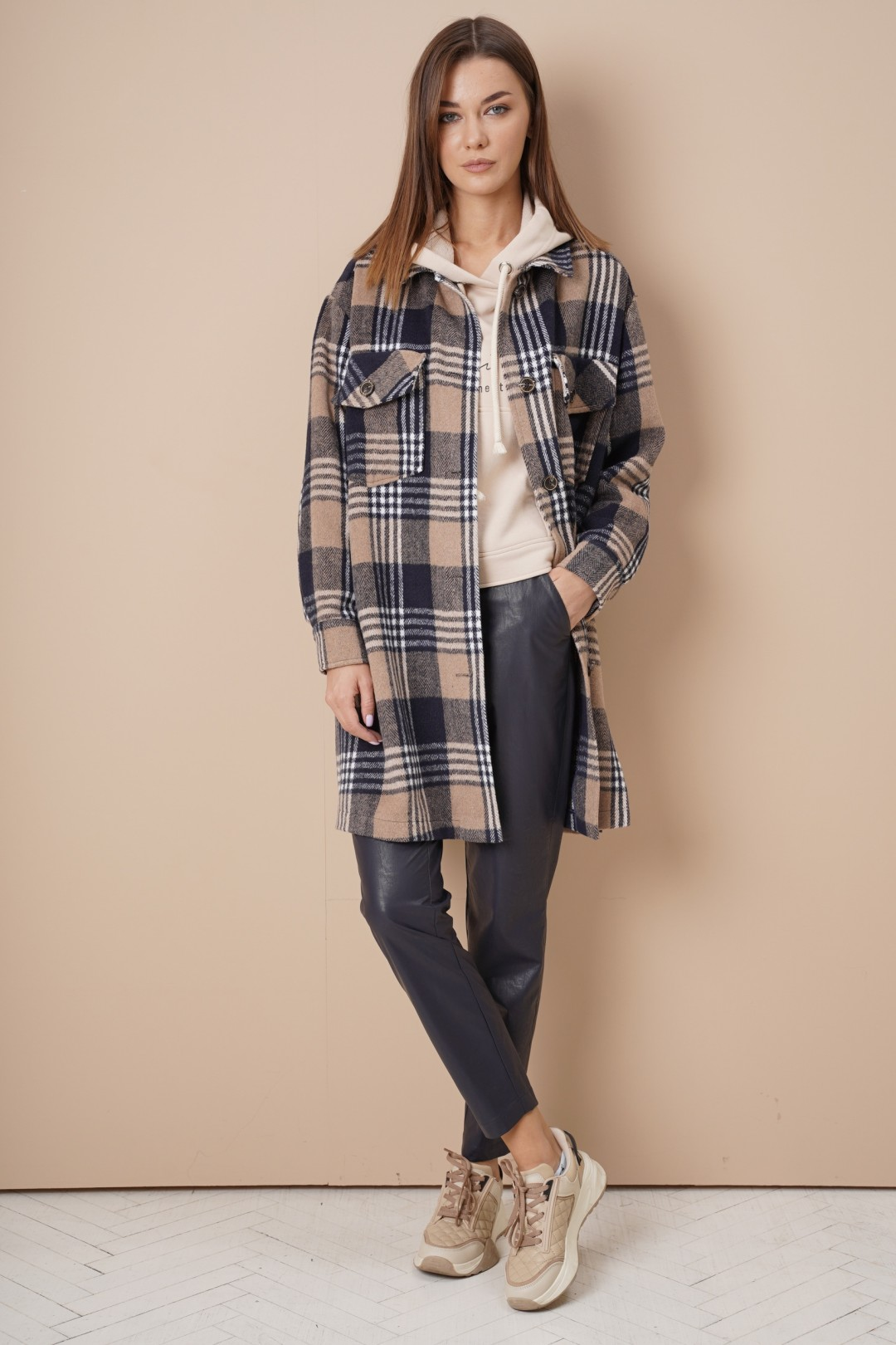 Куртка-рубашка Фантазия Мод 4055