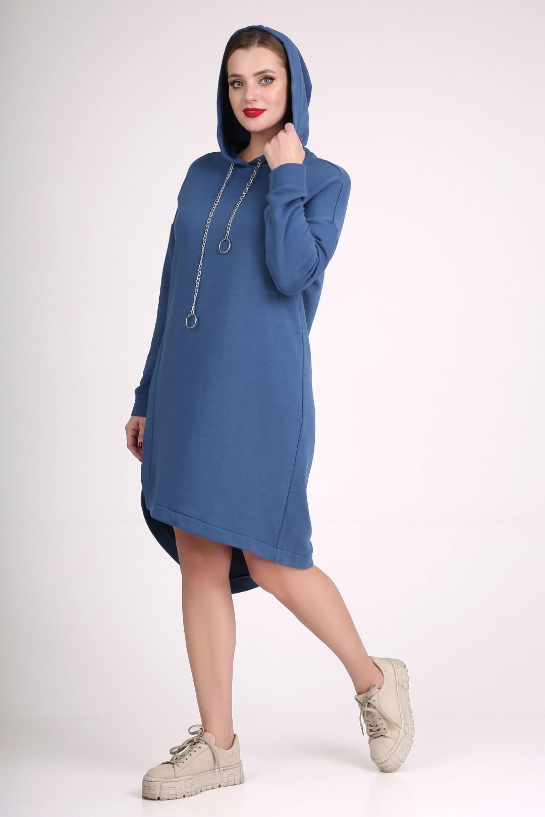 Платье Golden Valley 4750 синий