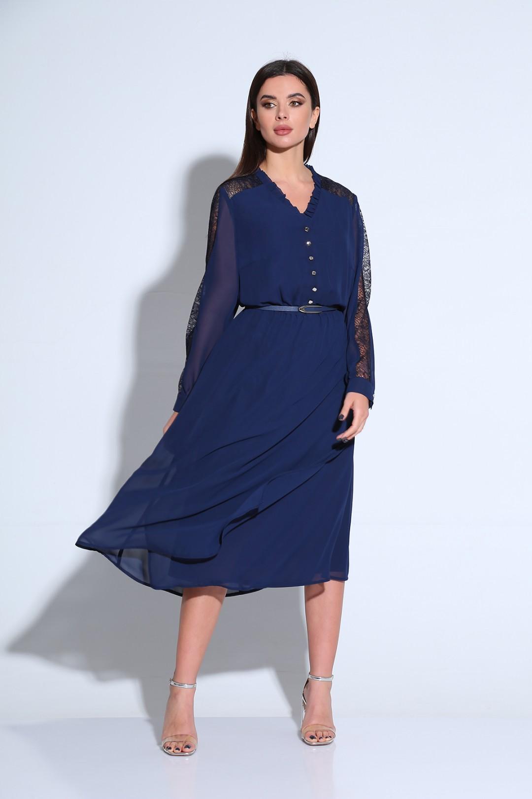 Платье Ивелта плюс ИВ-1751