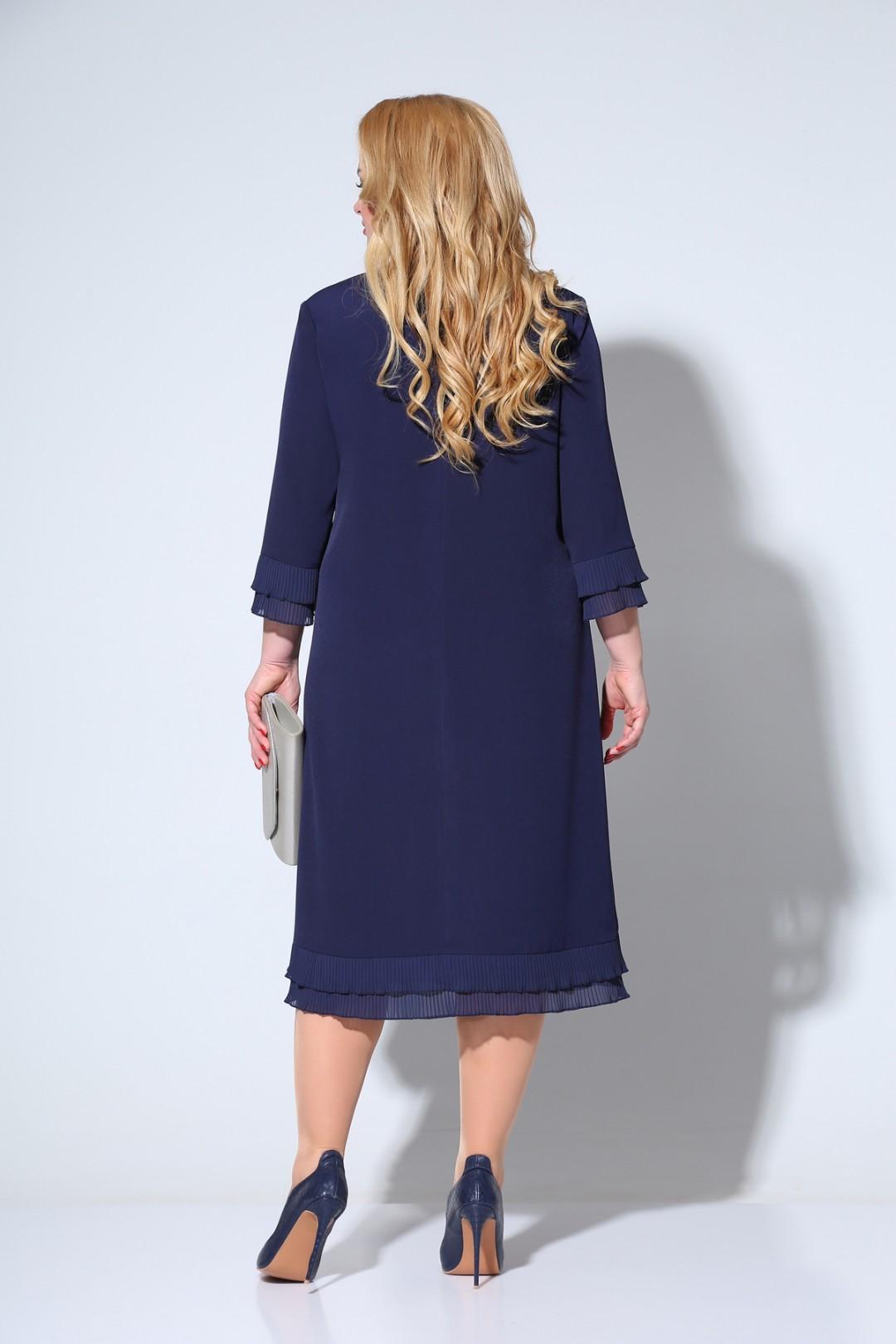 Платье Ивелта плюс ИВ-1754