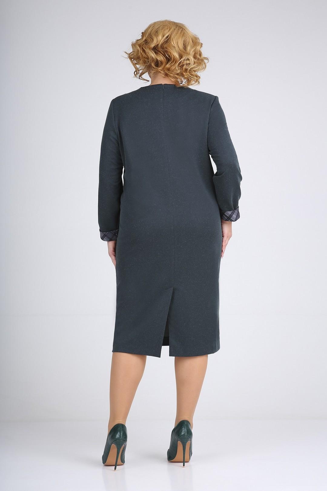 Платье Ивелта плюс ИВ-1770