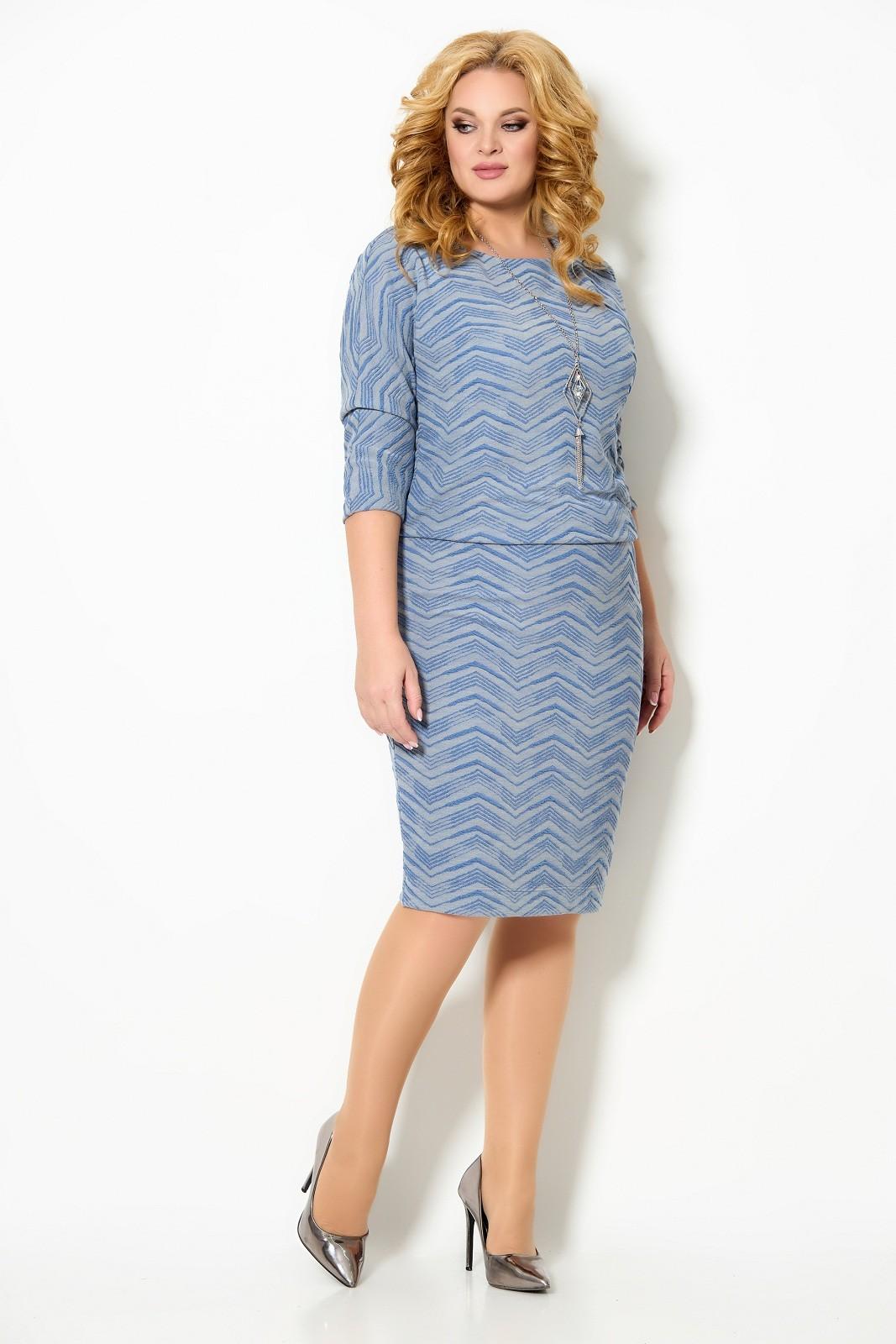 Платье Кокетка и К 883