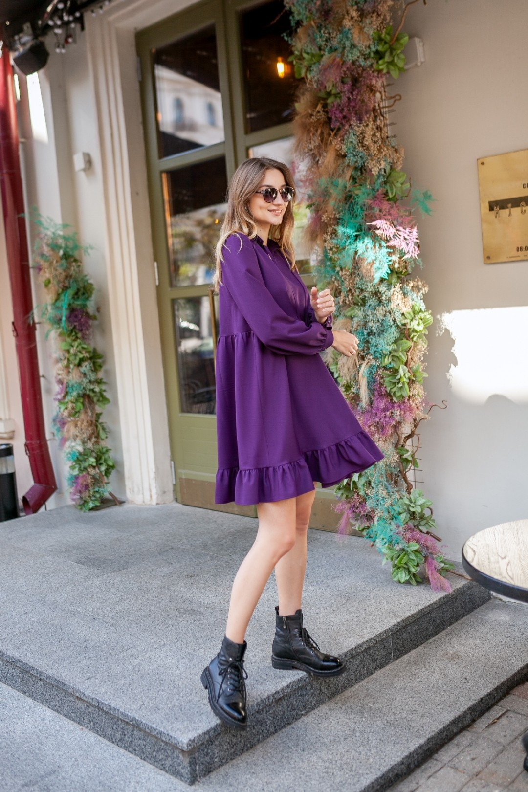 280-21 фиолетовый