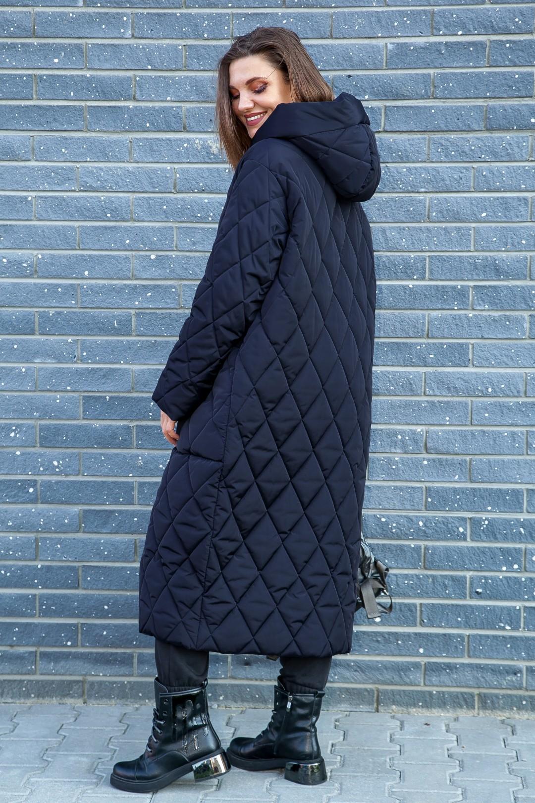 Пальто LadySecret 5006 чернильный