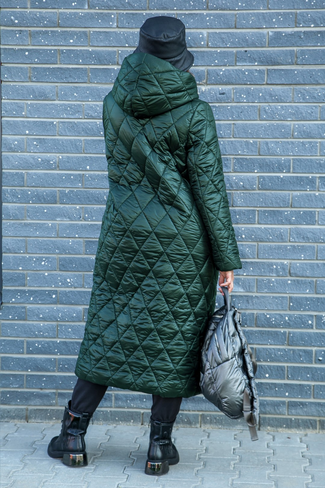 Пальто LadySecret 5007 изумруд