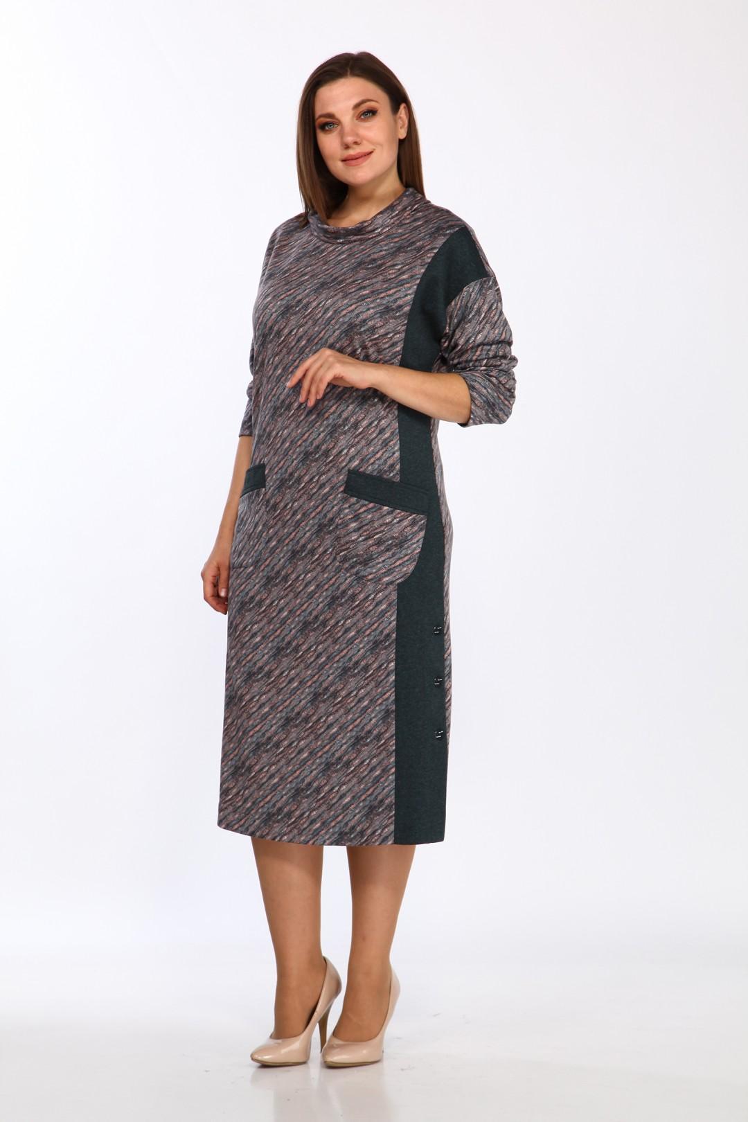 Платье LadyStyleClassic 1649