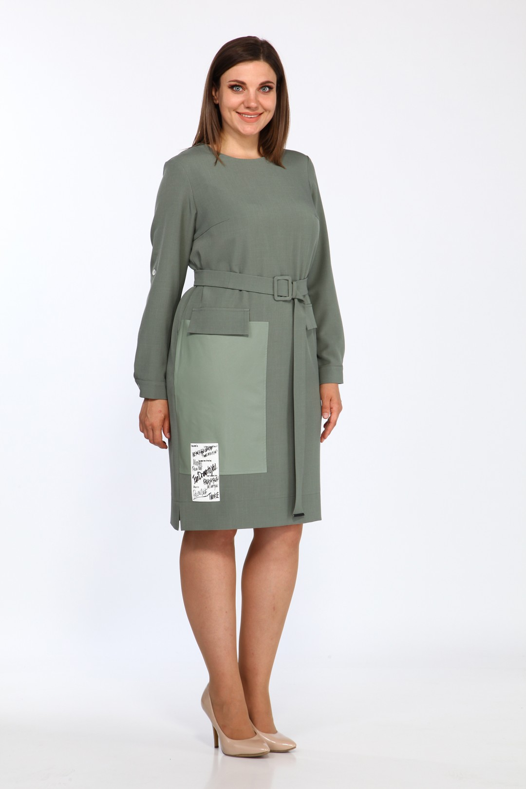 Платье LadyStyleClassic 2304