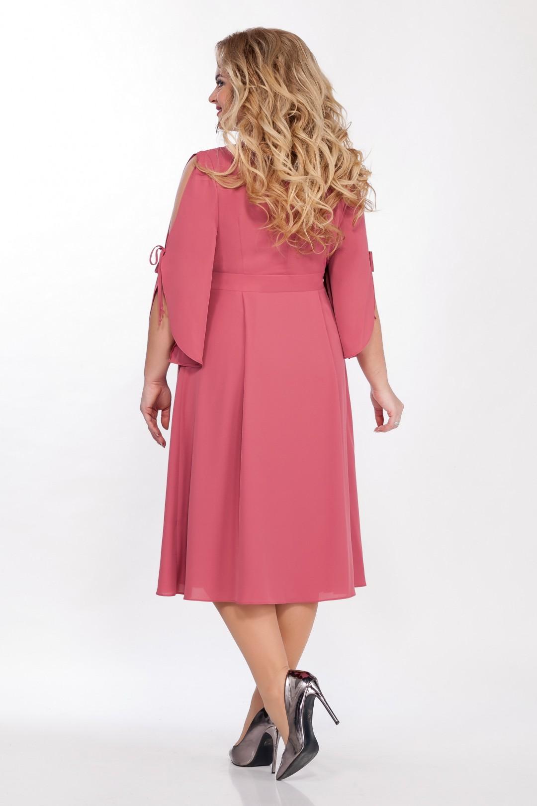 Платье LaKona 1337 дымчатая роза