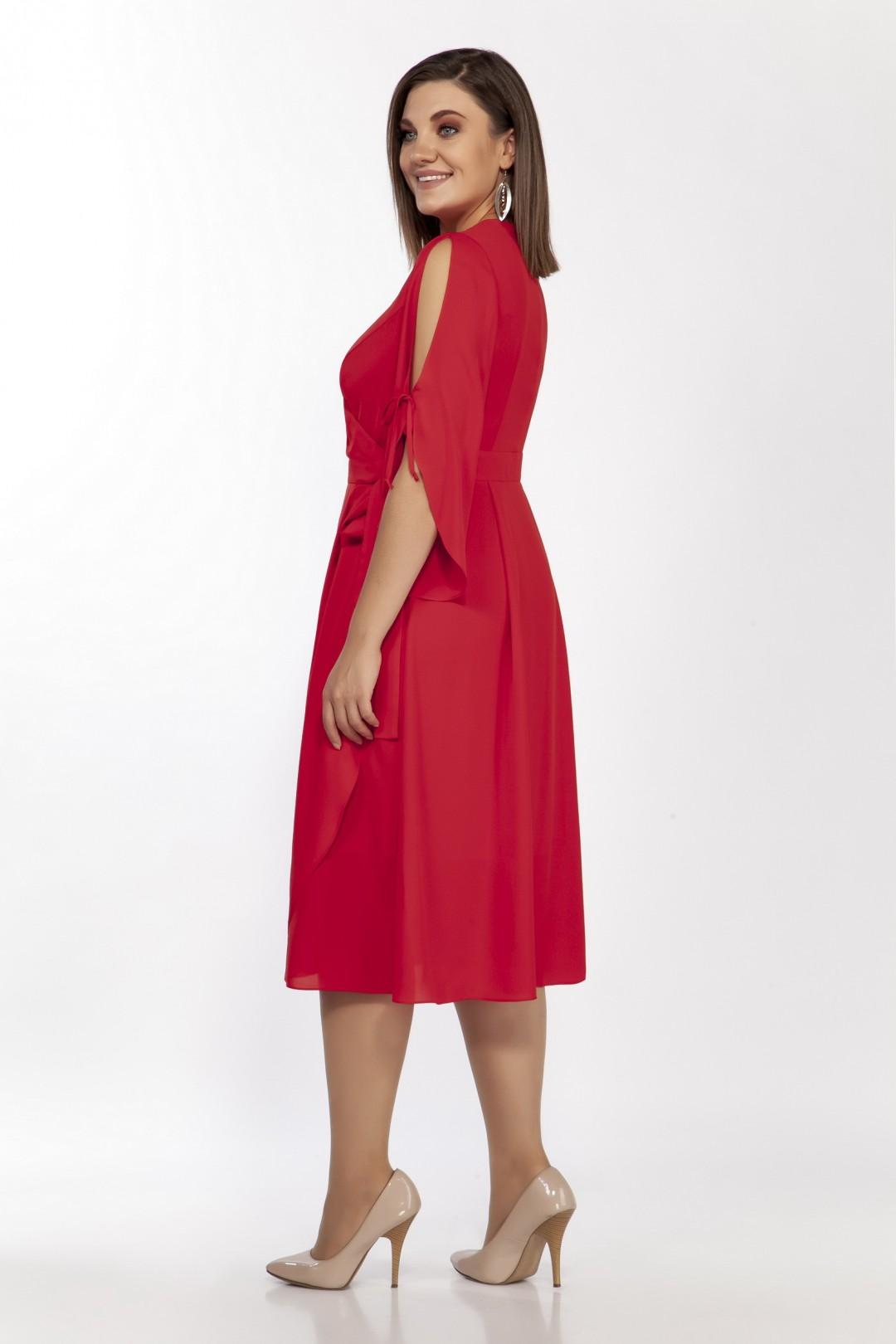 Платье LaKona 1337 красный