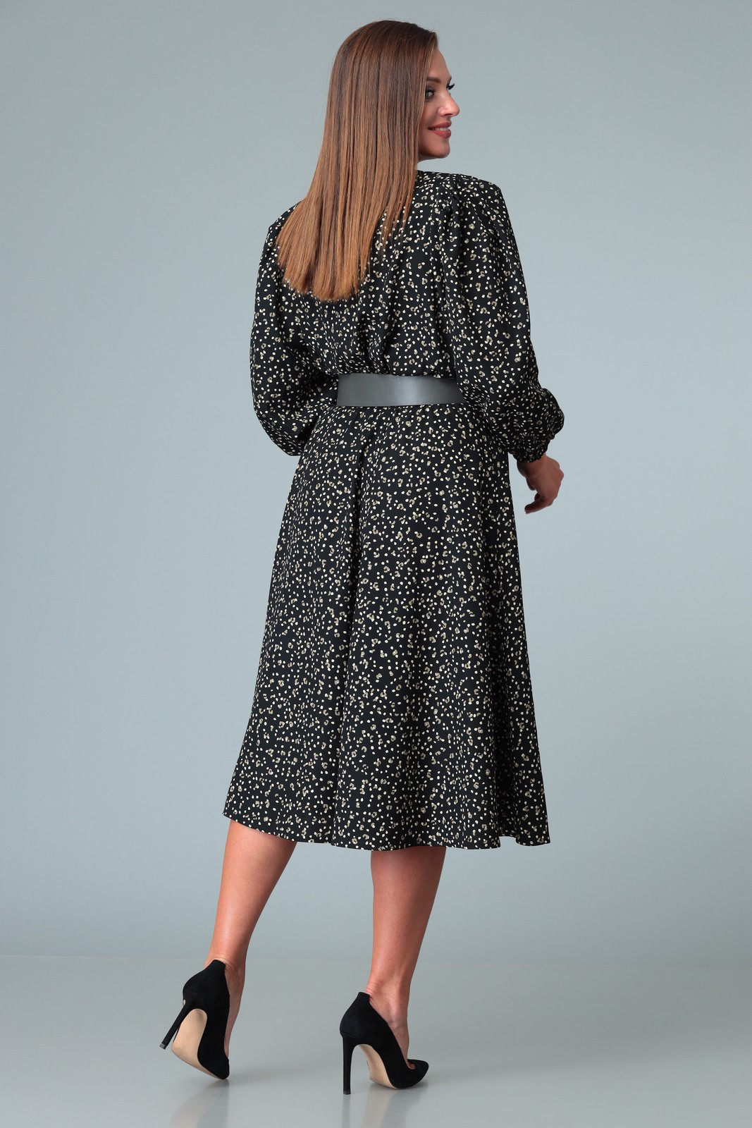 Платье Le Collect 313 графит