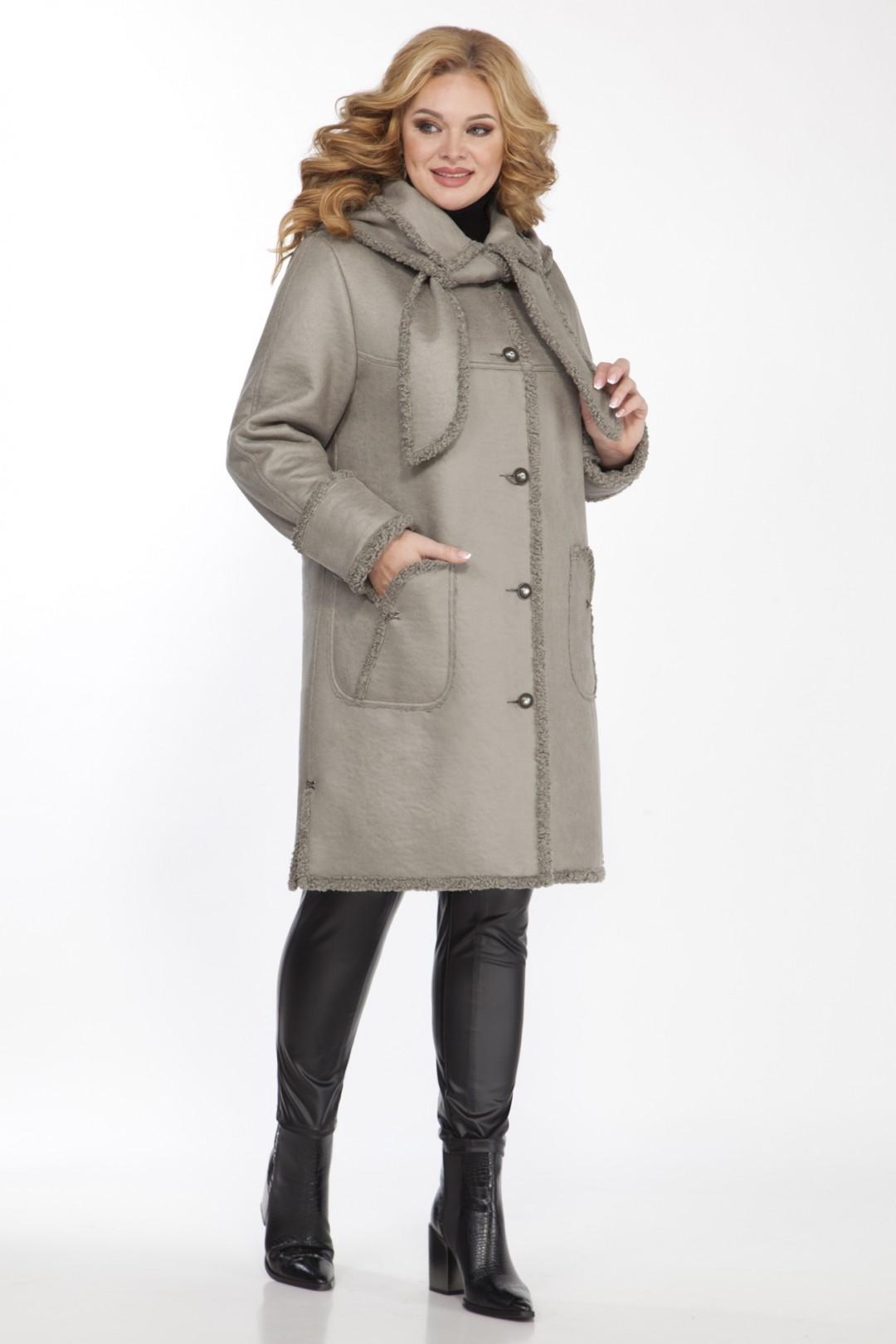 Пальто Matini 2.1024 хаки