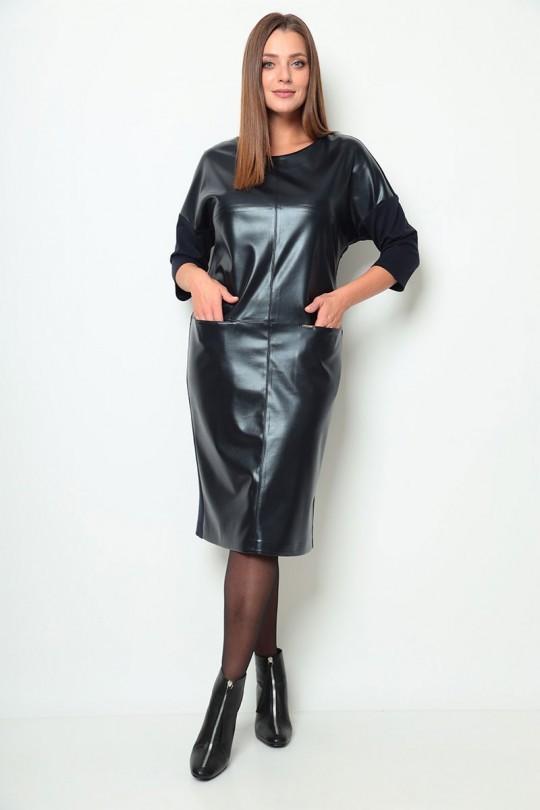 Платье Мишель Шик 2068 синий