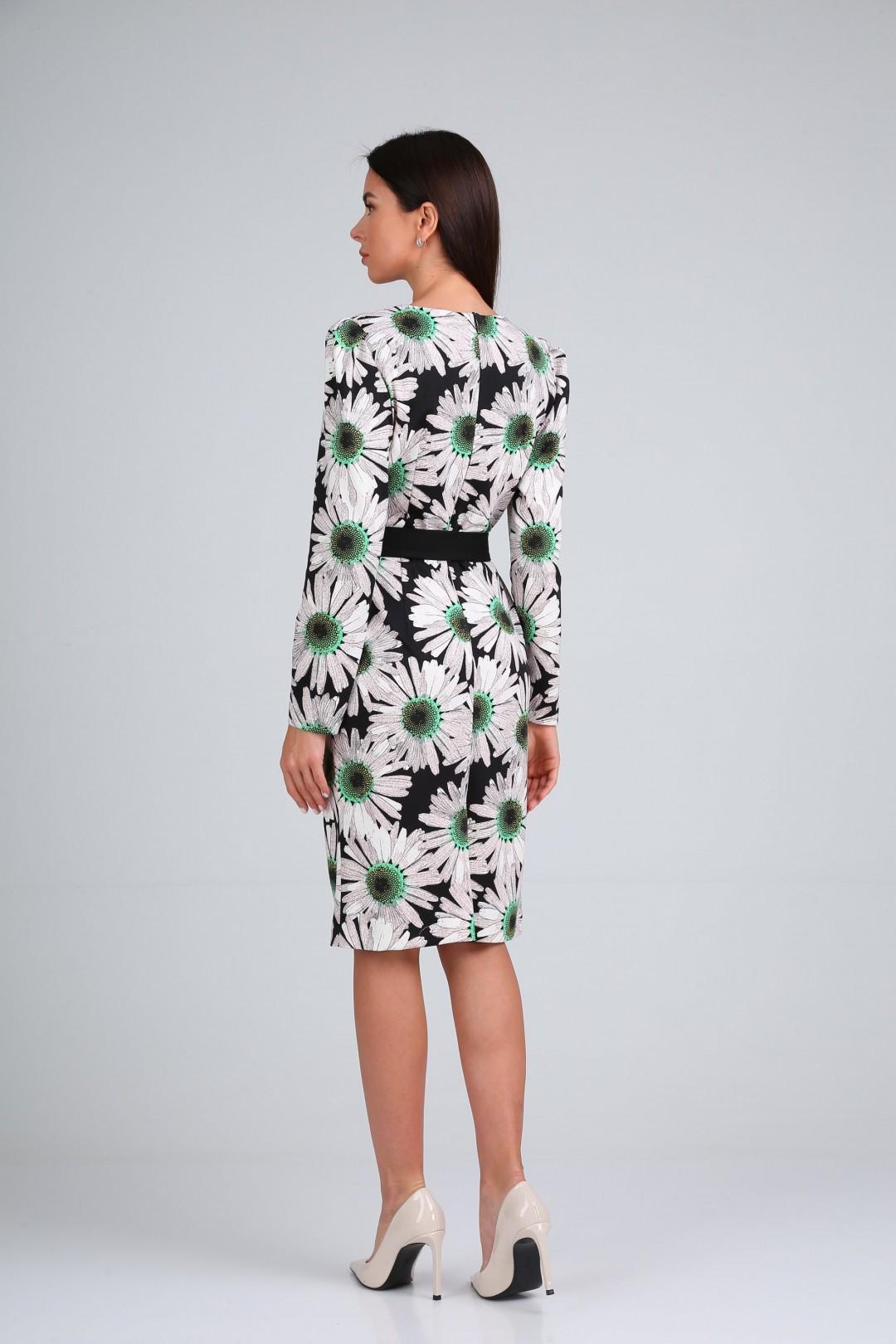 Платье Мода-Версаль 2325 бирюзовый