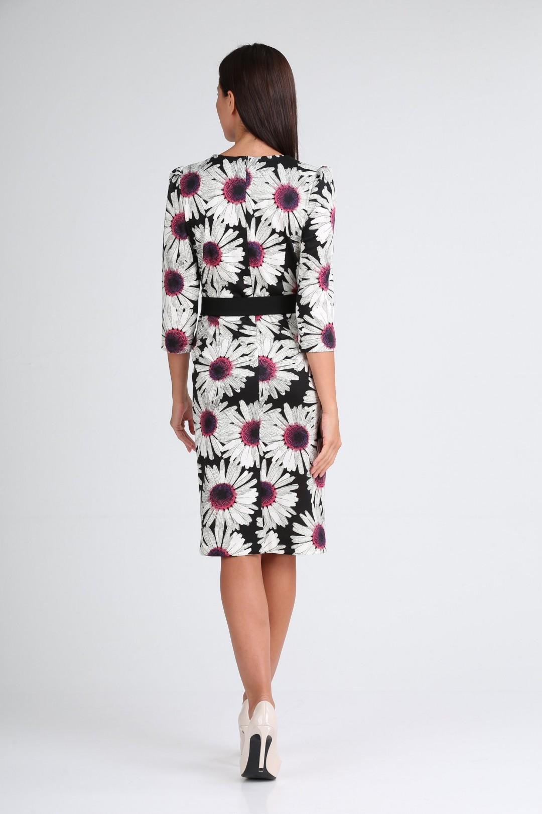 Платье Мода-Версаль 2325 фиолетовый