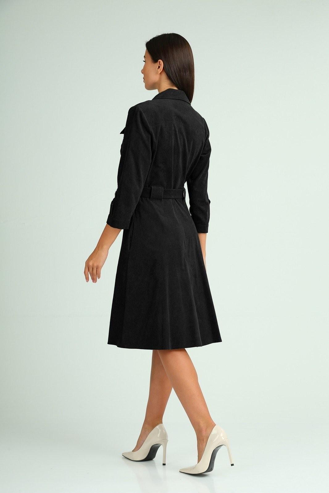 Платье Мода-Версаль 2343 черный