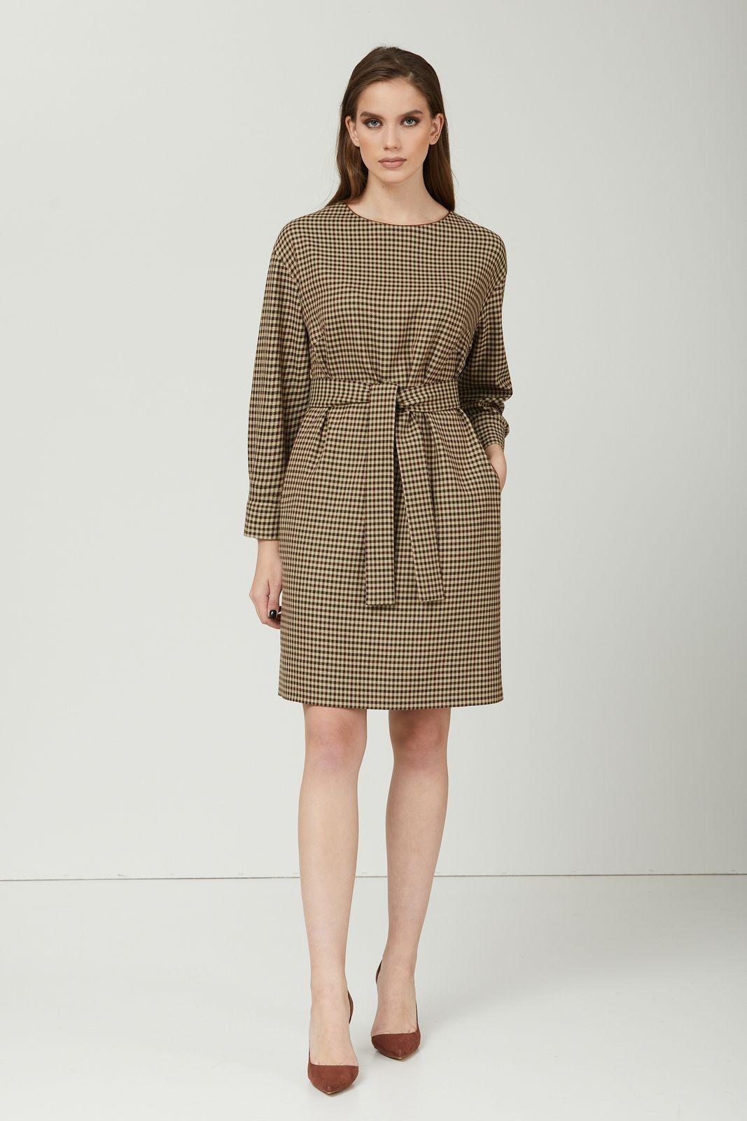 Платье NIKA 5762 песочный