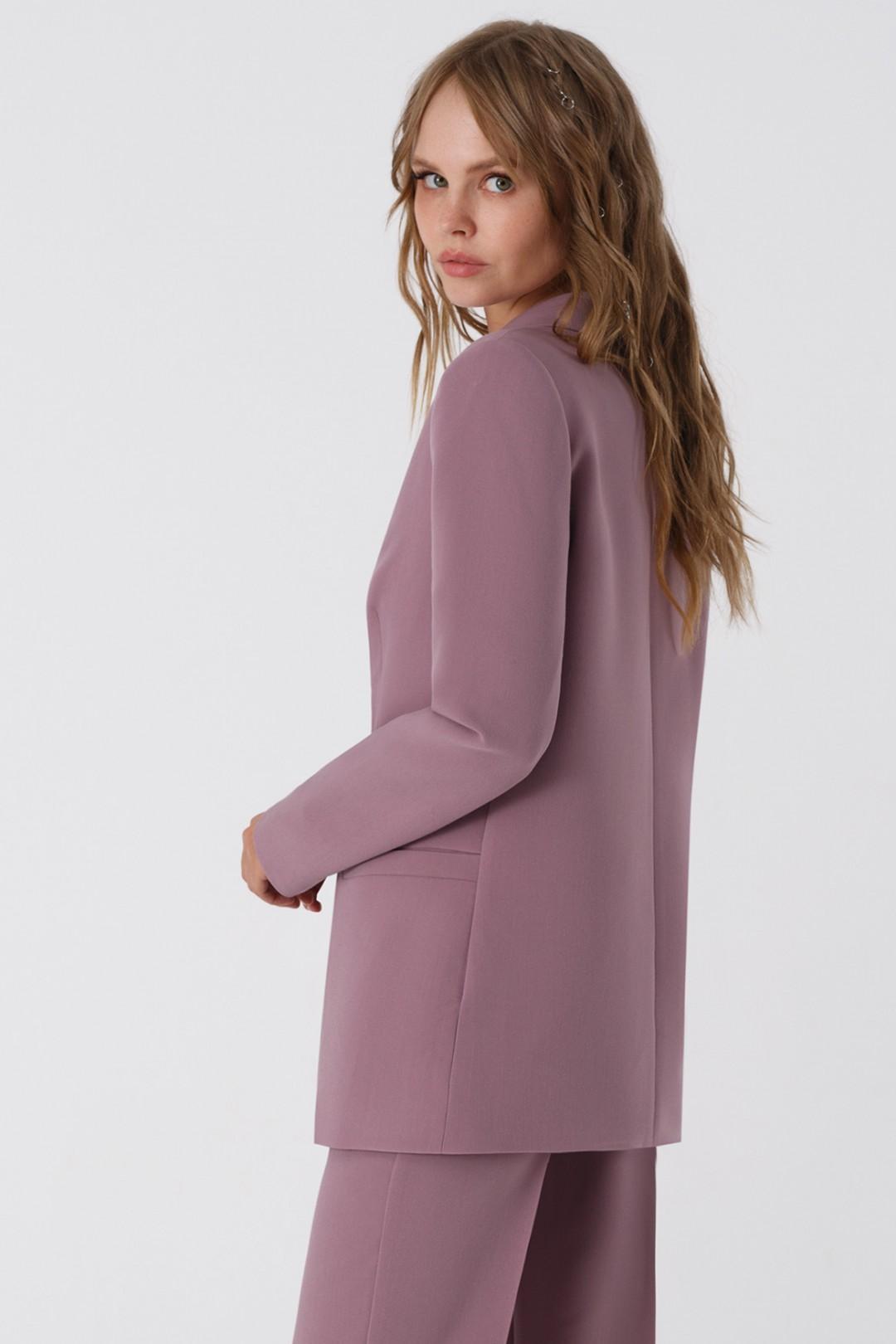 Жакет Pirs 3384 исеро-розовый
