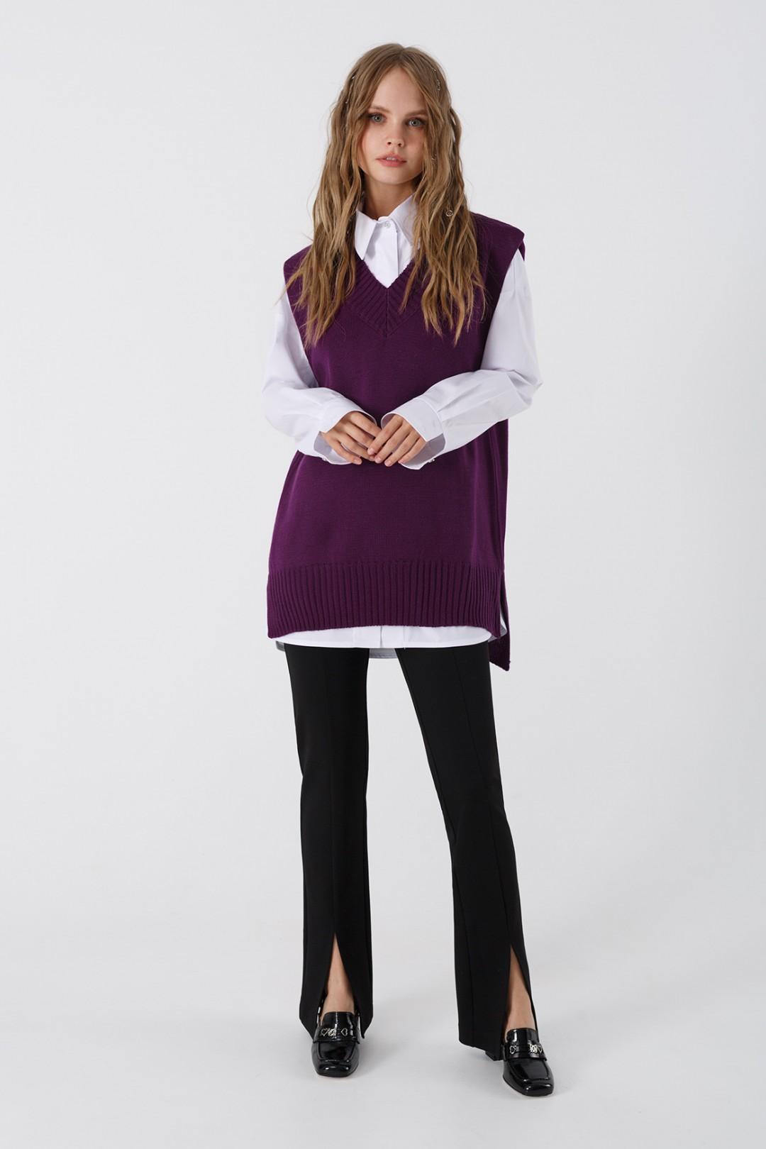 Комплект Pirs 3392 фиолетовый+ черный