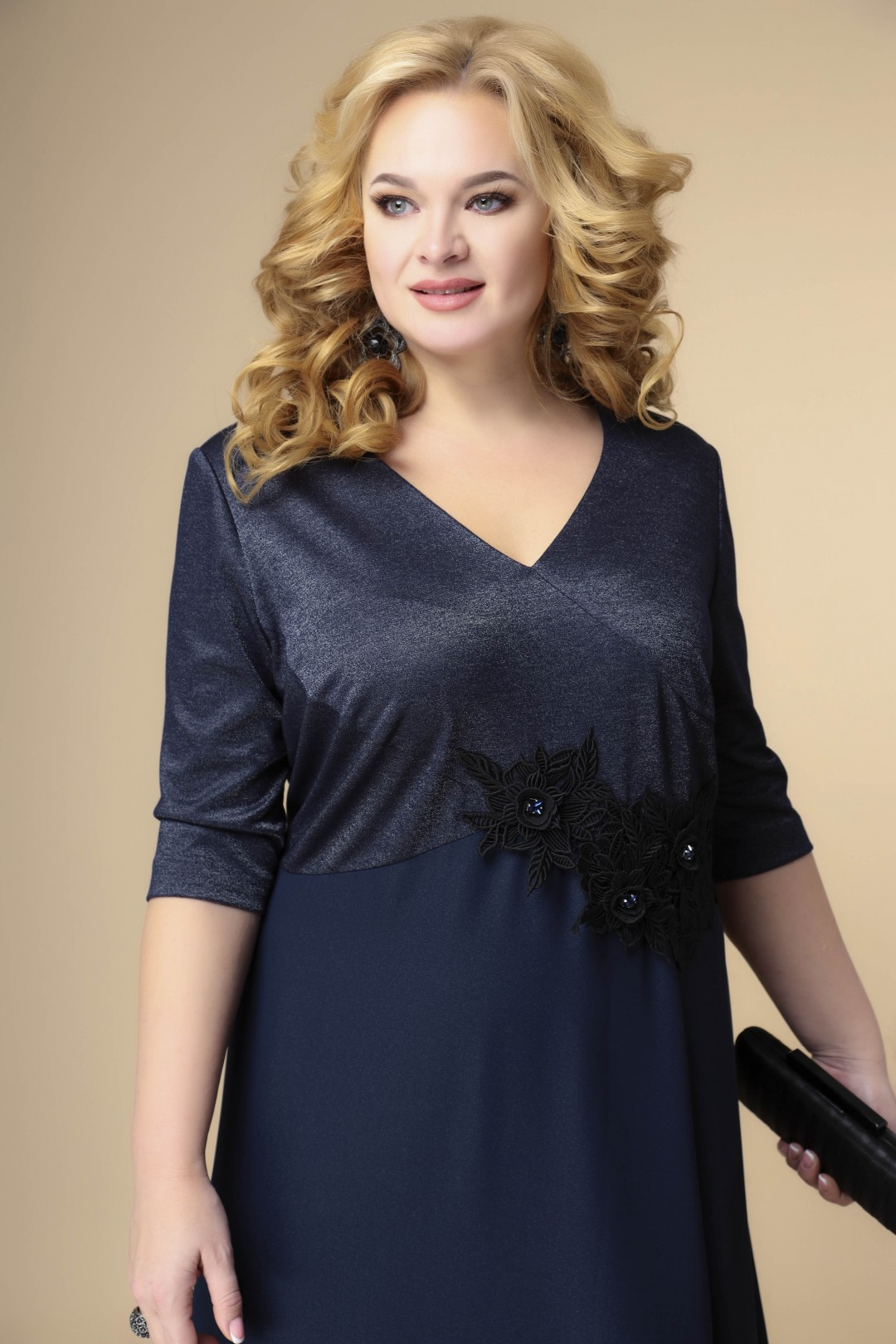 Платье Romanovich Style 1-1890 синий