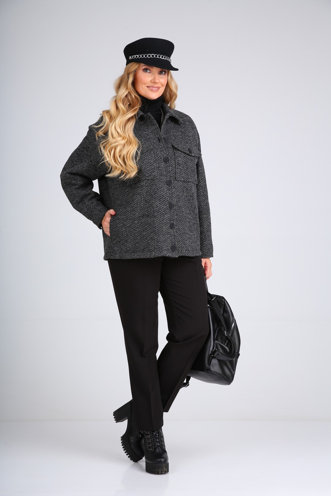 Пальто SandyNa 130605