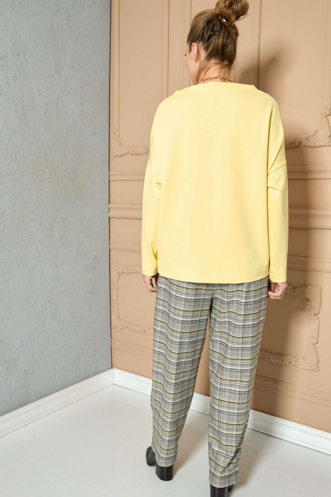 Костюм SOVA 11159 желтый