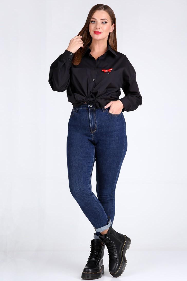 Блузка Таир-Гранд 62385 черный