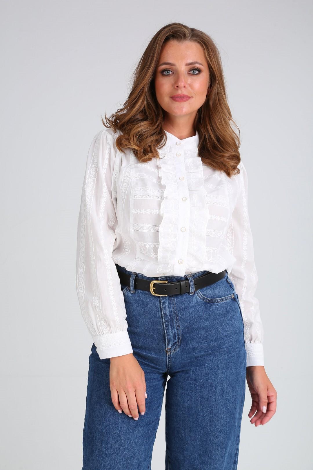Блуза ТАККА Плюс 21-127