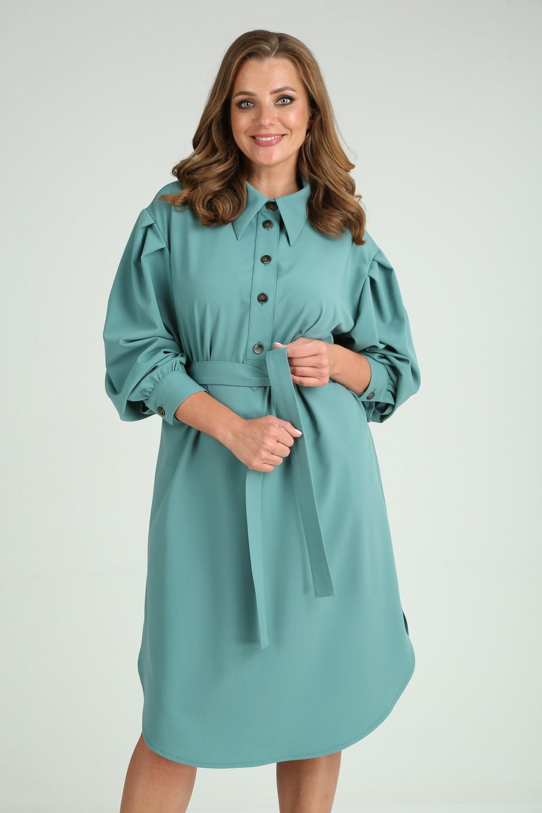 Платье ТАККА Плюс 21-129