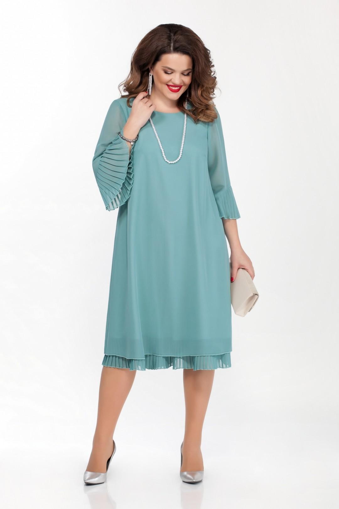 Платье TEZA 250 мох