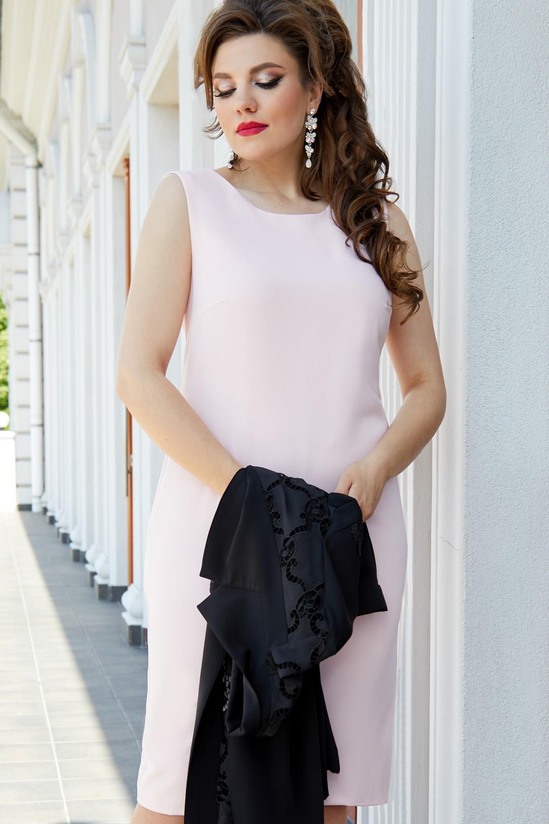 Костюм Vittoria Queen 14673/1 черный/розовый