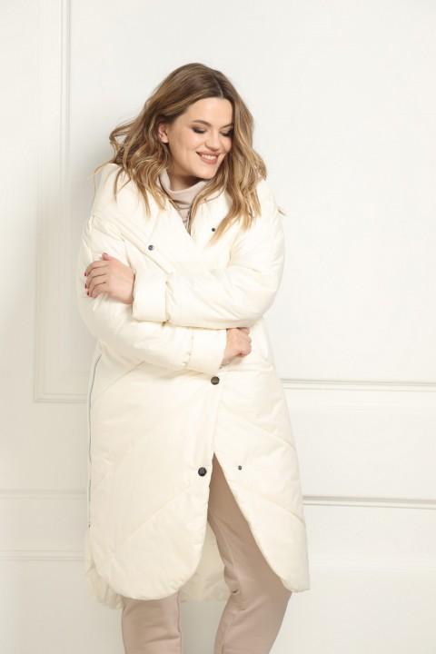 Куртка Amori 2120 молочный