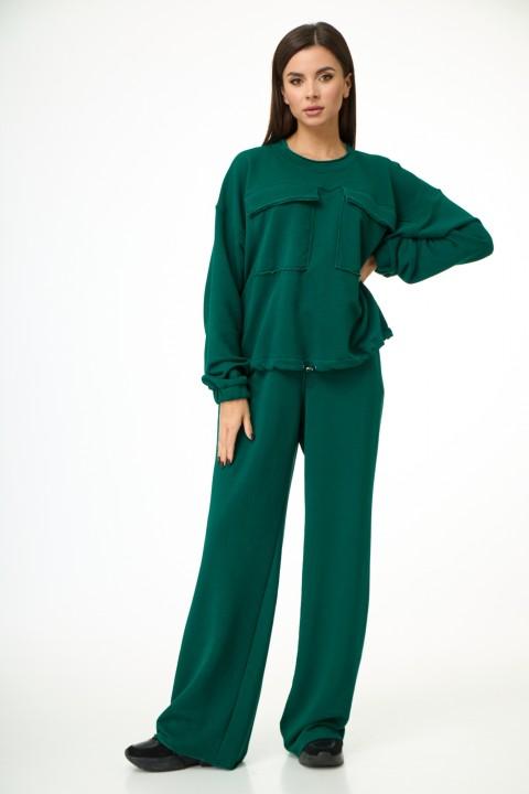 Костюм Anelli 1143 зеленый