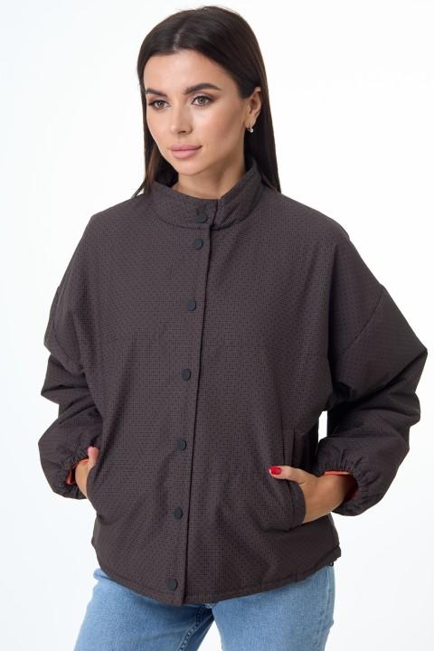 Куртка Anelli 908.02  коричневый