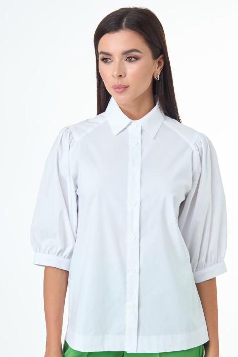 Блузка Anelli 987 белый
