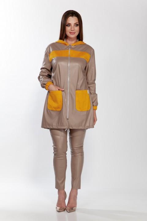 Куртка Belinga 5113 капучино