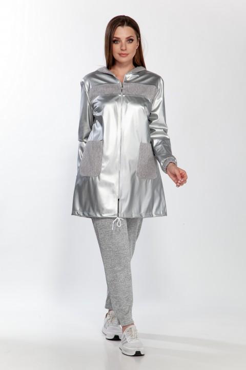 Куртка Belinga 5113 серебро