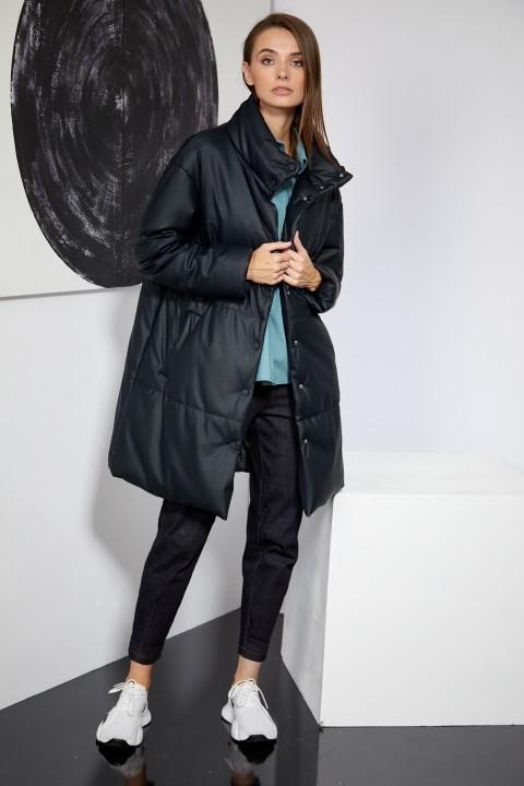 Пальто BUTER 2141 blue