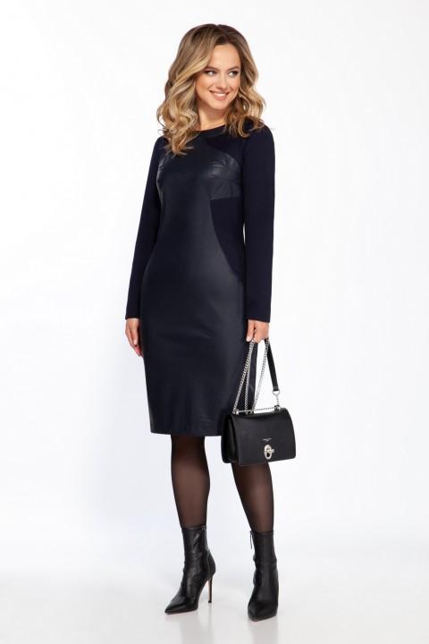 Платье DilanaVIP 1824 черный