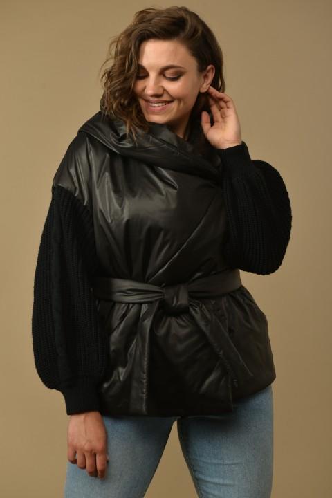 Куртка Diomant 1543 чёрная