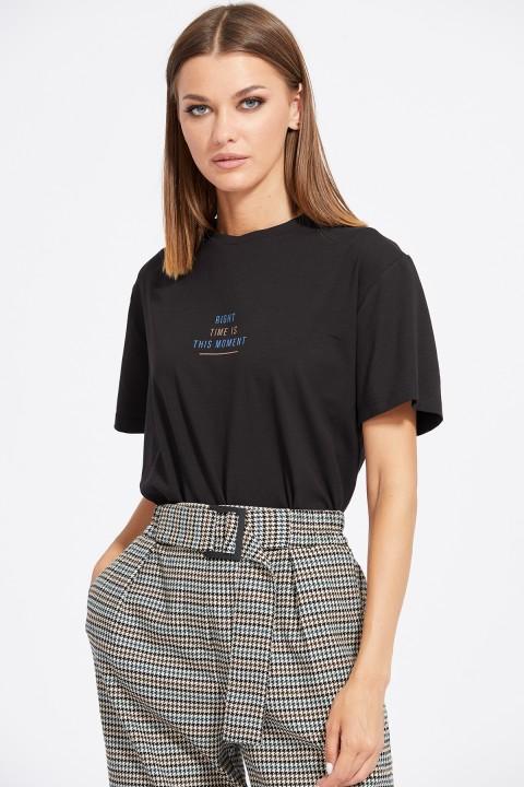Блуза Эола Стиль 2116 чёрный