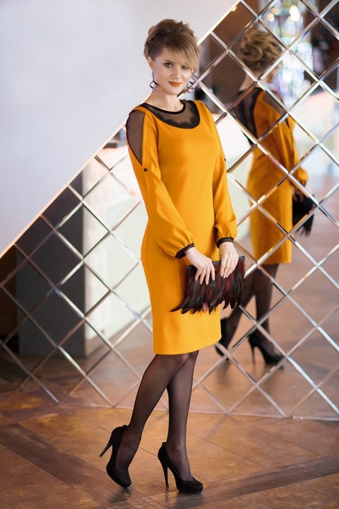 Платье ЕвроМода 251