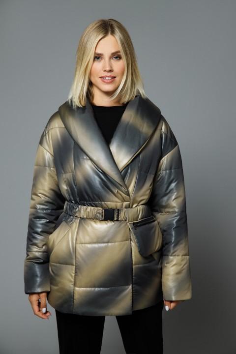 Куртка DiLiaFashion 0510.02 мультидизайн